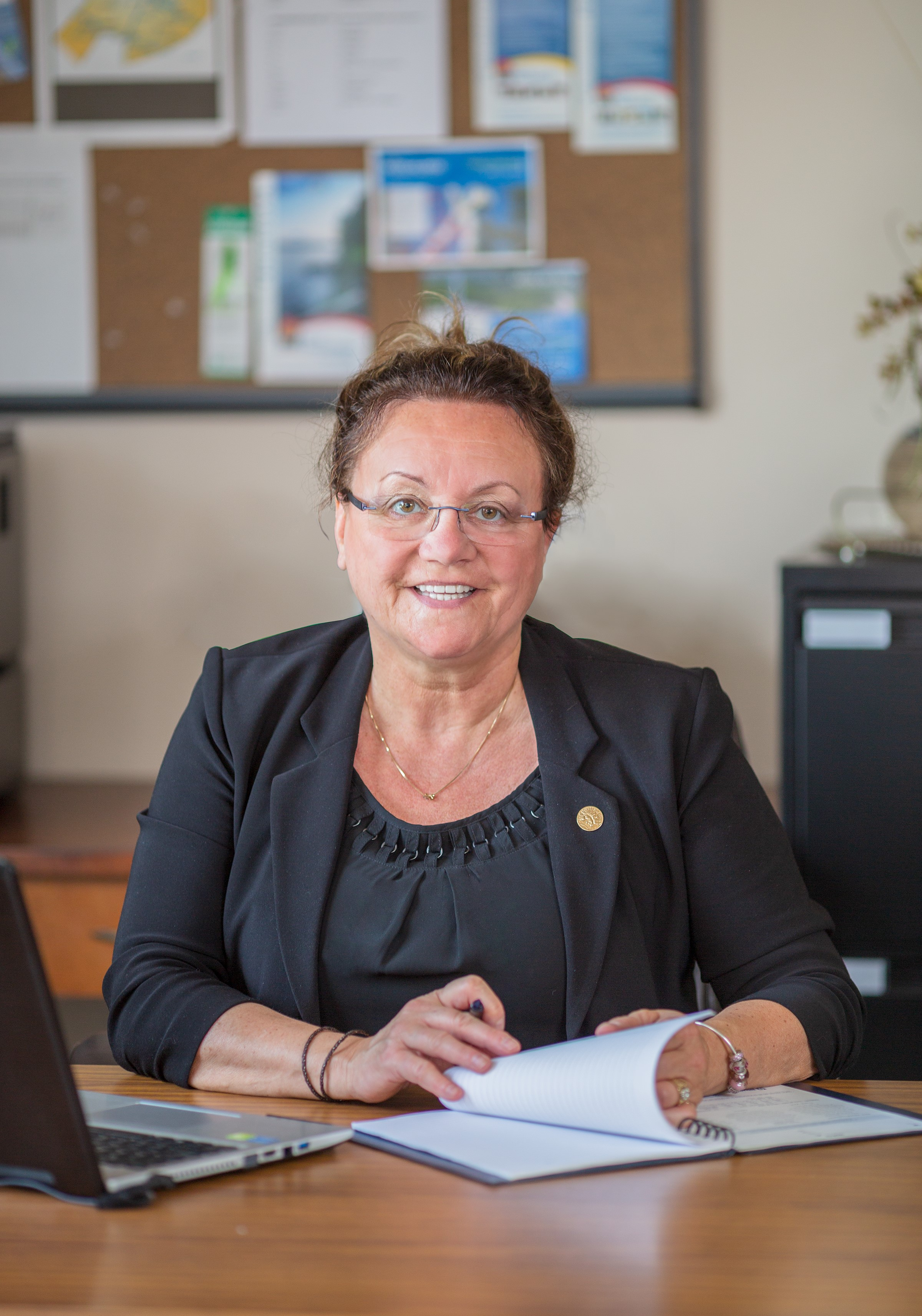 Guylaine Sirois prefet elue au suffrage universel MRC de Temiscouata